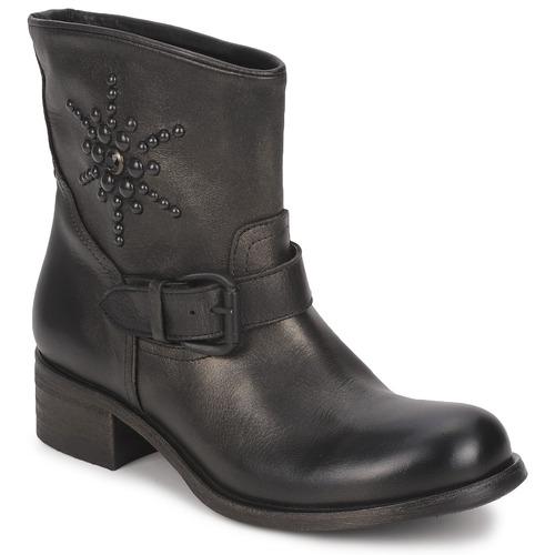 Παπούτσια Γυναίκα Μπότες JFK OSSIR Black