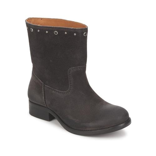 Παπούτσια Γυναίκα Μπότες Koah NOMADE ΜΑΥΡΟ