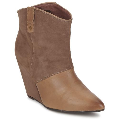Παπούτσια Γυναίκα Μποτίνια Koah LIBERTY Taupe