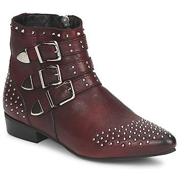 Παπούτσια Γυναίκα Μπότες Koah FYONA Bordeaux