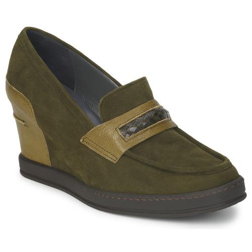 Παπούτσια Γυναίκα Μοκασσίνια Stéphane Kelian GARA Green