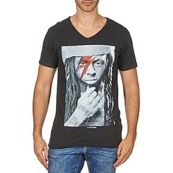 b6d575cbe2 Υφασμάτινα Άνδρας T-shirt με κοντά μανίκια Eleven Paris KAWAY M MEN Black