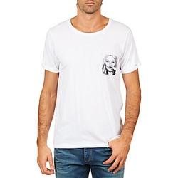 Υφασμάτινα Άνδρας T-shirt με κοντά μανίκια Eleven Paris KMPOCK MEN Άσπρο