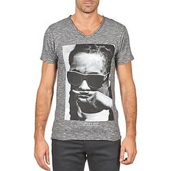 Υφασμάτινα Άνδρας T-shirt με κοντά μανίκια Eleven Paris LILY M MEN Grey