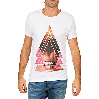 T-shirt με κοντά μανίκια Eleven Paris MIAMI M MEN Σύνθεση: Βαμβάκι,Άλλο & ΣΤΕΛΕΧΟΣ: Ύφασμα
