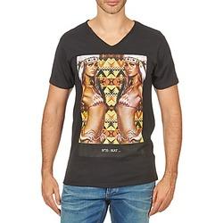 Υφασμάτινα Άνδρας T-shirt με κοντά μανίκια Eleven Paris N35 M MEN Black
