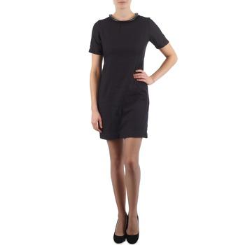 Υφασμάτινα Γυναίκα Κοντά Φορέματα Eleven Paris TOWN WOMEN Black