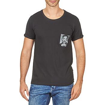 T-shirt με κοντά μανίκια Eleven Paris WOLYPOCK MEN ΣΤΕΛΕΧΟΣ: Ύφασμα & Σύνθεση: Βαμβάκι,Άλλο