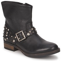 Μπότες Pieces ISADORA LEATHER BOOT