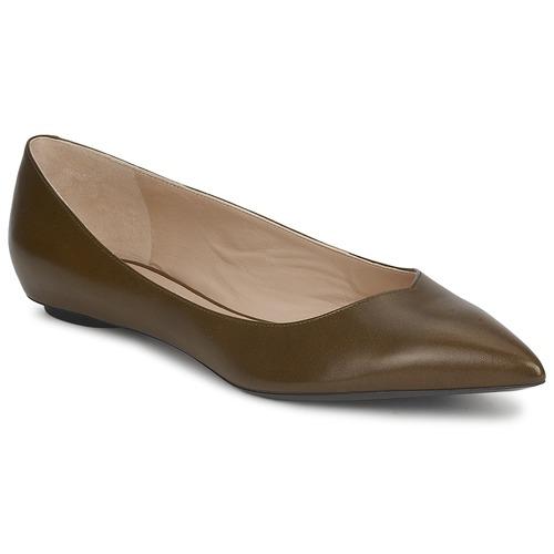 Παπούτσια Γυναίκα Μπαλαρίνες Marc Jacobs MALAGA Taupe