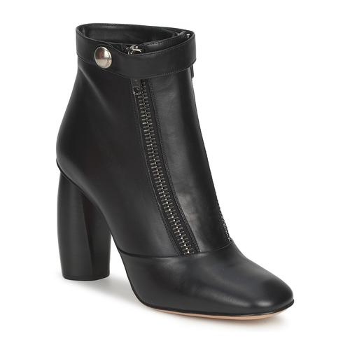 Παπούτσια Γυναίκα Μποτίνια Marc Jacobs NORVEGIA Black