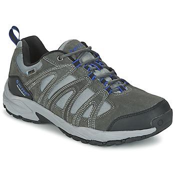 Παπούτσια Άνδρας Πεζοπορίας Hi-Tec ALTO II LOW WP Charbon / μπλέ