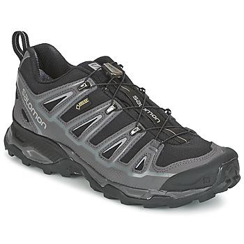 Παπούτσια Άνδρας Πεζοπορίας Salomon X ULTRA 2 GTX Black / Grey