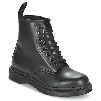 Παπούτσια Μπότες Dr Martens 1460 MONO Black / Smooth