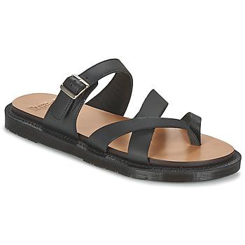 Παπούτσια Γυναίκα Σανδάλια / Πέδιλα Dr Martens Kassy Black