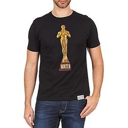 Υφασμάτινα Άνδρας T-shirt με κοντά μανίκια Wati B TSOSCAR Black