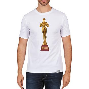 Υφασμάτινα Άνδρας T-shirt με κοντά μανίκια Wati B TSOSCAR Άσπρο