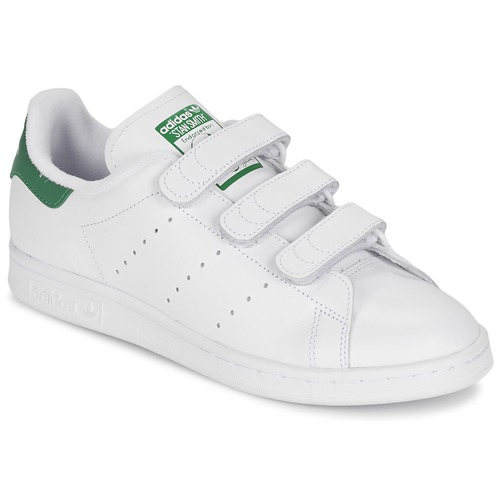 Παπούτσια Χαμηλά Sneakers adidas Originals STAN SMITH CF άσπρο / Green