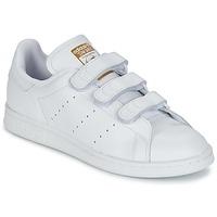 Παπούτσια Χαμηλά Sneakers adidas Originals STAN SMITH CF άσπρο