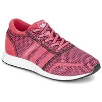 Παπούτσια Γυναίκα Χαμηλά Sneakers adidas Originals LOS ANGELES W ροζ