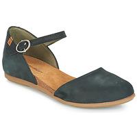 Παπούτσια Γυναίκα Μπαλαρίνες El Naturalista STELLA Black