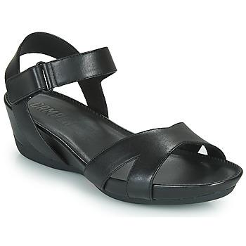 Παπούτσια Γυναίκα Σανδάλια / Πέδιλα Camper MICRO Black