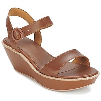 Παπούτσια Γυναίκα Σανδάλια / Πέδιλα Camper DAMAS Brown