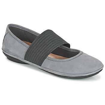 Παπούτσια Γυναίκα Μπαλαρίνες Camper RIGHT NINA Grey