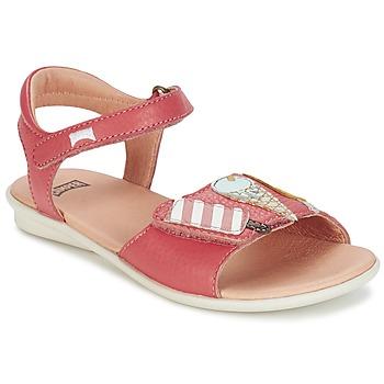 Παπούτσια Κορίτσι Σανδάλια / Πέδιλα Camper TWS ροζ