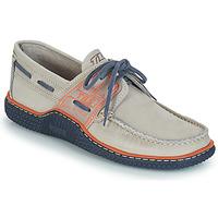 Παπούτσια Άνδρας Boat shoes TBS GLOBEK Grey