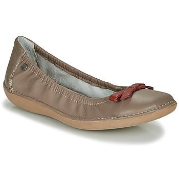 Παπούτσια Γυναίκα Μπαλαρίνες TBS MACASH Taupe