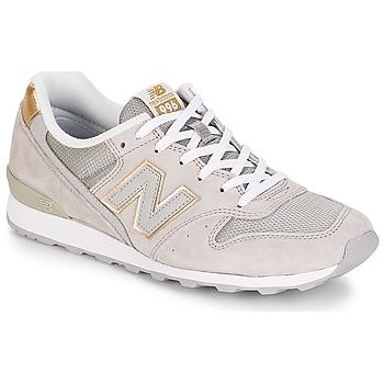 Παπούτσια Γυναίκα Χαμηλά Sneakers New Balance WR996 Beige