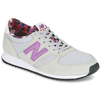 Παπούτσια Γυναίκα Χαμηλά Sneakers New Balance WL420 Grey / Violet