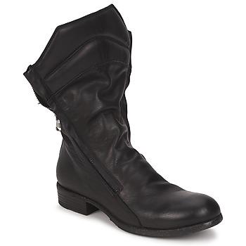 Παπούτσια Γυναίκα Μπότες Strategia FIOULI Black