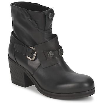 Παπούτσια Γυναίκα Μποτίνια Strategia MAUTAU Black