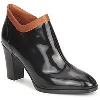 Παπούτσια Γυναίκα Χαμηλές Μπότες Sonia Rykiel 654802 Black / Ocre