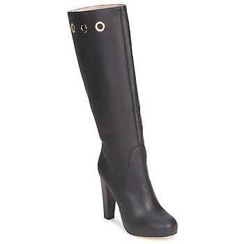 Παπούτσια Γυναίκα Μπότες για την πόλη Escada EUDOXIE Black