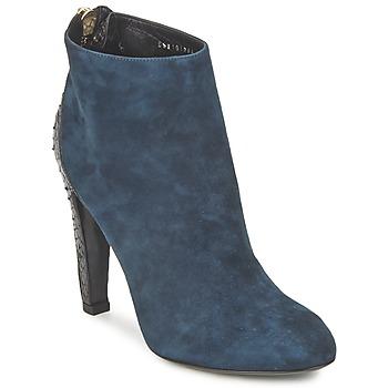 Παπούτσια Γυναίκα Χαμηλές Μπότες Bikkembergs HEDY 808 MΠΛΕ / ΜΑΥΡΟ
