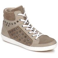 Παπούτσια Γυναίκα Ψηλά Sneakers Yurban ALTOUVE TAUPE