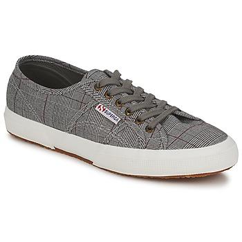 Παπούτσια Άνδρας Χαμηλά Sneakers Superga 2750 GALLESU Grey / άσπρο