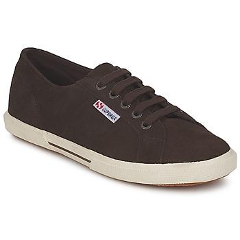 Παπούτσια Γυναίκα Χαμηλά Sneakers Superga 2950 Σοκολά