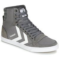 Παπούτσια Ψηλά Sneakers Hummel TEN STAR HIGH Grey / Άσπρο