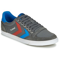 Παπούτσια Χαμηλά Sneakers Hummel TEN STAR LOW CANVAS Grey / Μπλέ / Red