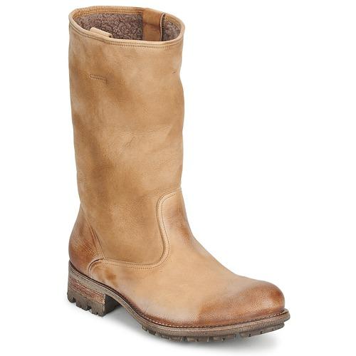 Παπούτσια Γυναίκα Μπότες για την πόλη n.d.c. VALLEE BLANCHE KUDUWAXOIL/DFA Brown