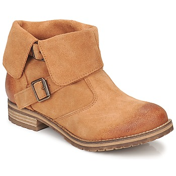 Παπούτσια Γυναίκα Μπότες Casual Attitude ELDONE Brown
