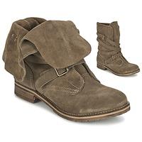 Παπούτσια Γυναίκα Μπότες Casual Attitude GRAVINE Brown