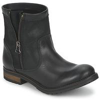 Παπούτσια Γυναίκα Μπότες Casual Attitude ISPINI Black