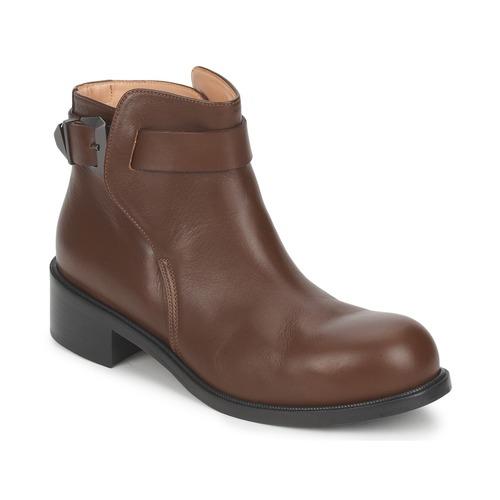 Παπούτσια Γυναίκα Μπότες Kallisté 5723 Brown