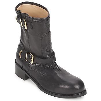 Παπούτσια Γυναίκα Μπότες Kallisté 5609 Black