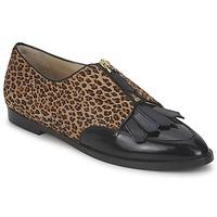 Παπούτσια Γυναίκα Derby Etro EBE Black / Beige